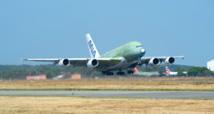 First-ANA-A380-take-off-