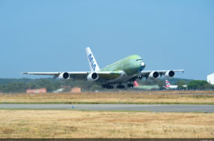 First-ANA-A380-take-off-