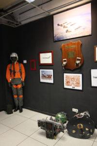 Aspecto de una de las salas del museo