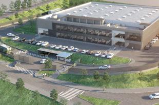 Nueva planta de Externals de ITP Aero