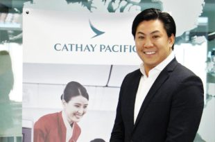 nuevo Country Manager cathay pacific 1