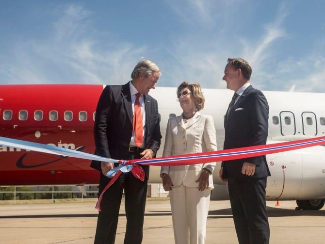 seis primeras rutas Norwegian Air Argentina