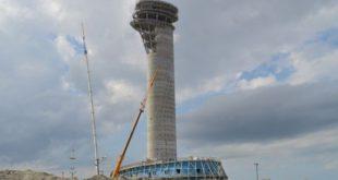 La torre de control de tráfico aéreo tendrá forma de tulipán. Foto: iGA