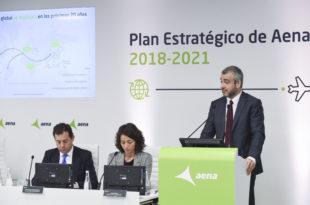 Maurici Lucena presenta el plan estratégico aprobado el pasado mayo.
