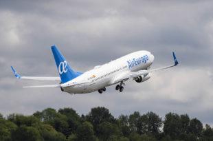 Boeing 737-800 de Air Europa.