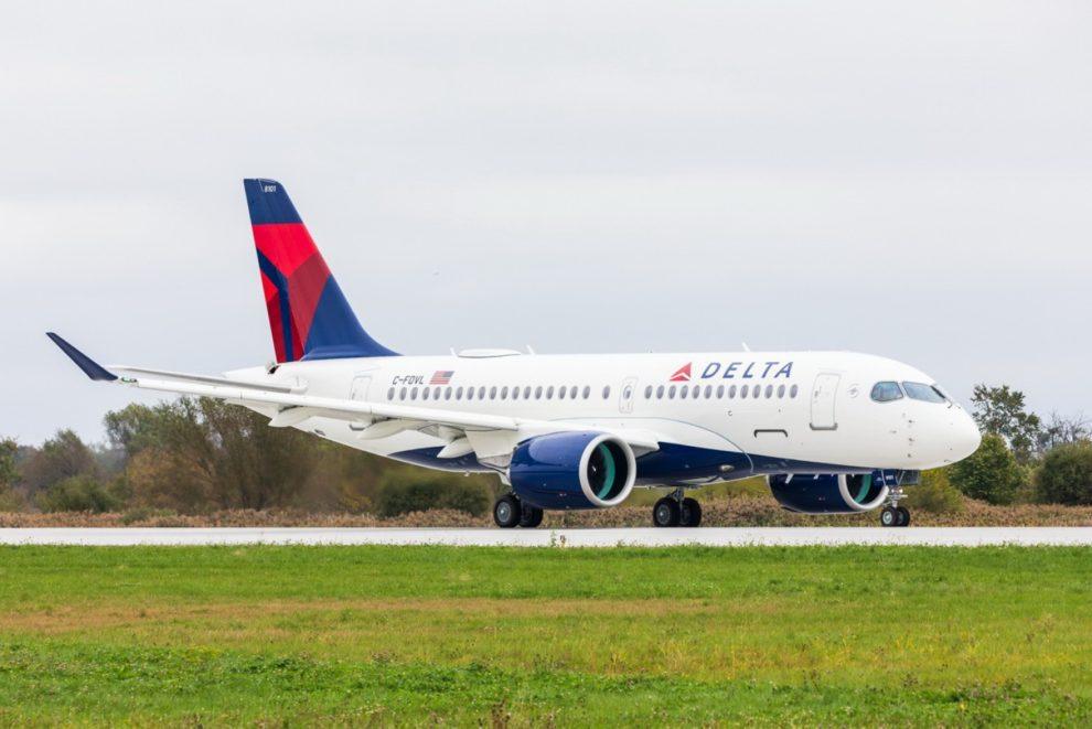A220 Delta Air Lines