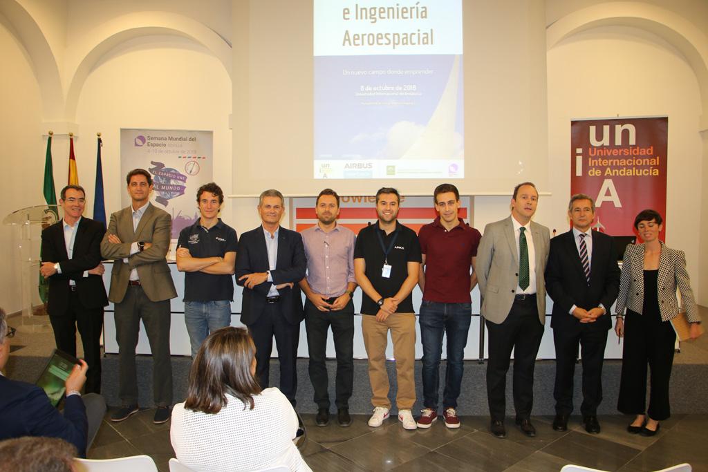 La jornada ha tenido lugar en las instalaciones de la Universidad Internacional de Andalucía (UNIA).
