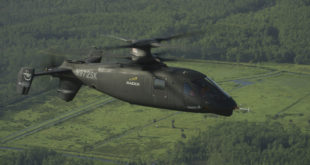 Sikorsky S-97 Raider Photo courtesy Sikorsky.