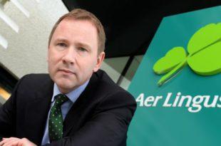 CEO Aer Lingus, Stephen Kavanagh