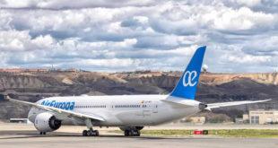 carga aérea Air Europa