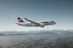Esta apuesta demuestra que España es un mercado clave para la aerolínea suiza. Foto: CS100 de la compañía que opera la ruta Madrid-Zúrich.