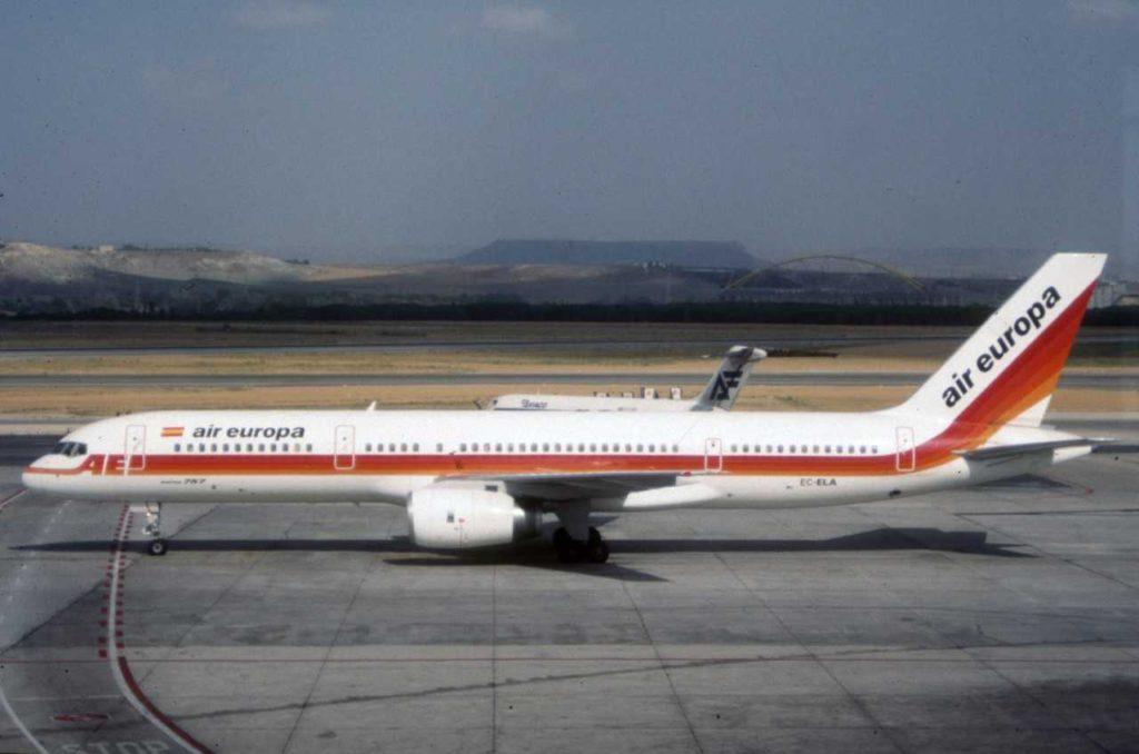 1er vuelo ETOPS. B757-200.