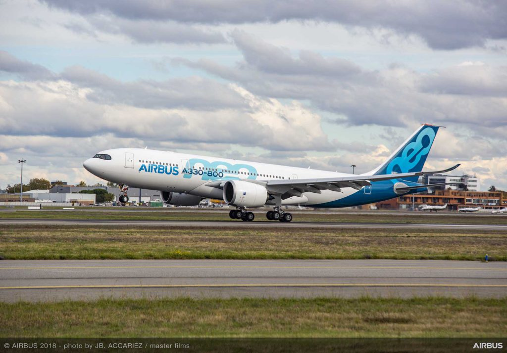 A330-800-first-flight-landing-