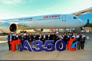 A350-900-First-Delivery-to-China-Eastern-