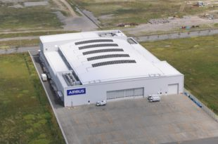 Airbus Helicopters existing facility in Kobe
