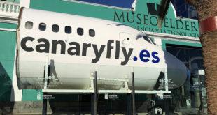 Canaryfly Avion