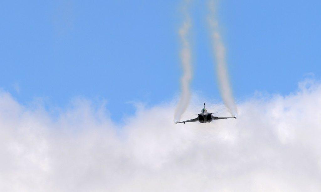 Dassault Canadá Rafale