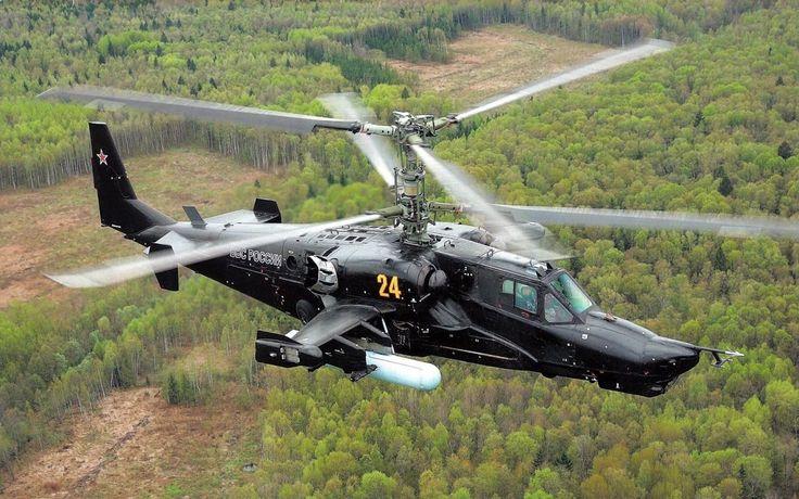 FLV Kamov 52