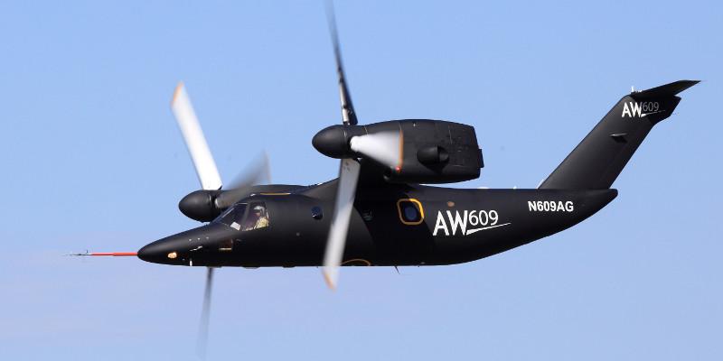 FLV Trilotor AW-609