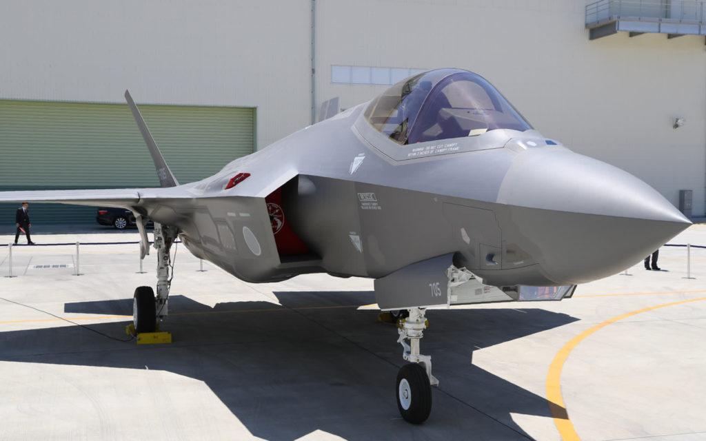 Japón F35