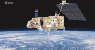 El objetivo de este satélite es mejorar la calidad de los pronósticos del tiempo.