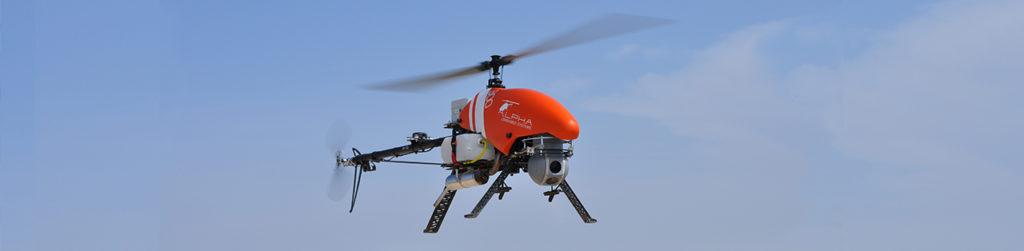 Robotic Skies alpha 800
