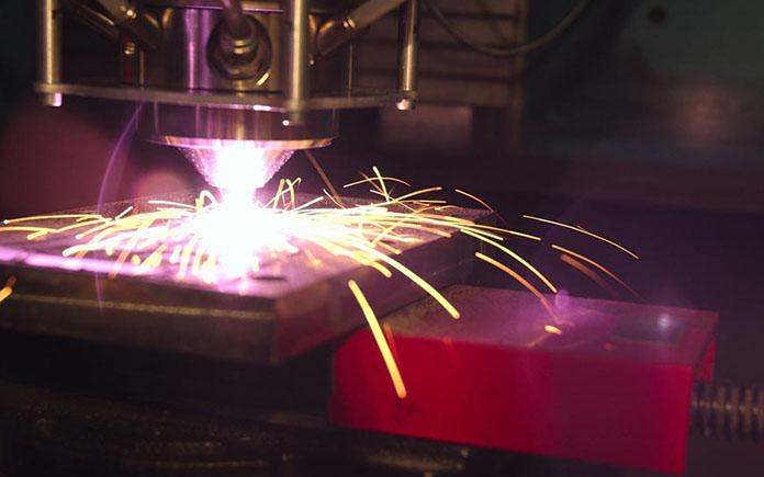 fabricación aditiva por láser