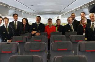 TAP ha realizado el estreno mundial del Airbus A330neo en su vuelo del sábado de Lisboa a São Paulo.