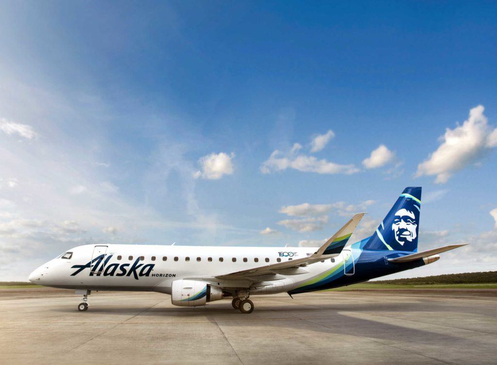 Horizon Air E-Jet