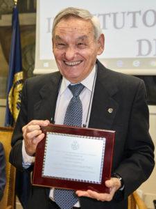 Amable Liñán, ingeniero Premio Príncipe de Asturias.