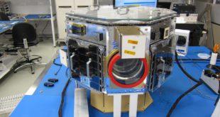 El satélite NEMO-HD listo para los ensayos finales previos al vuelo