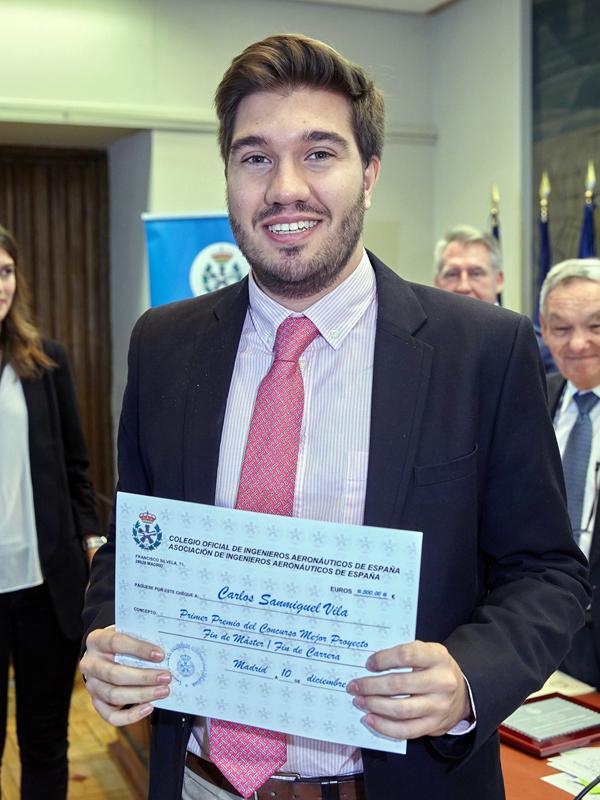 Carlos Sanmiguel.