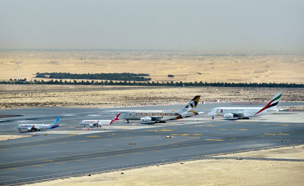 UAE Carriers