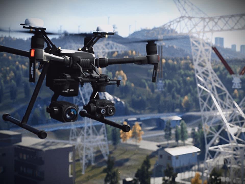 droneslines