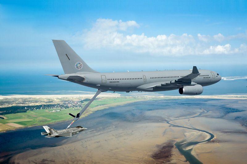reabastecimiento aéreo mmf-netherlands