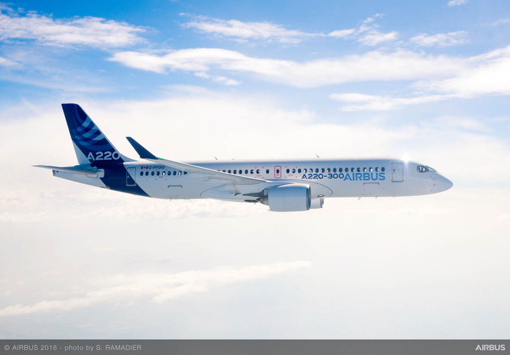A220-300-in-flight-