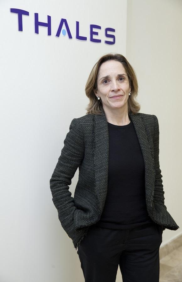 Ana Romera - Directora de Innovación Thales España