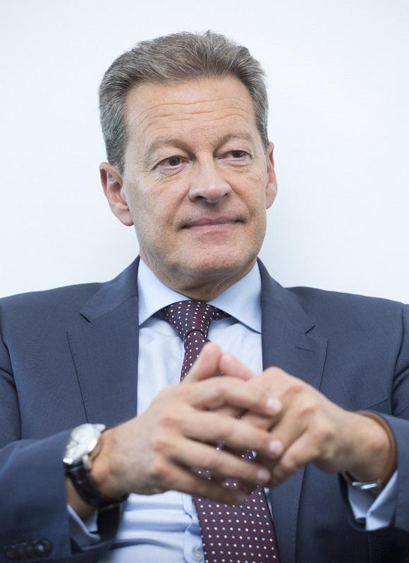 Jesús Sanchez Bargos - Presidente Thales España)