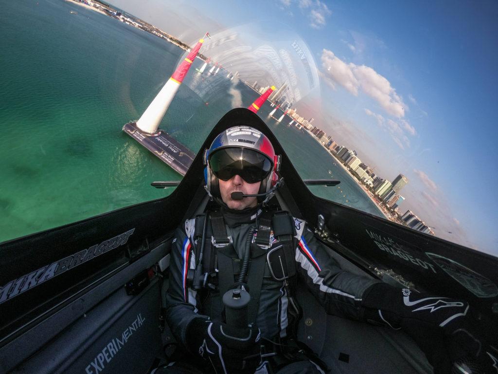 Mikael Brageot durante un entrenamiento el año pasado en Abu Dabi. Foto:  Joerg Mitter / Red Bull Content Pool