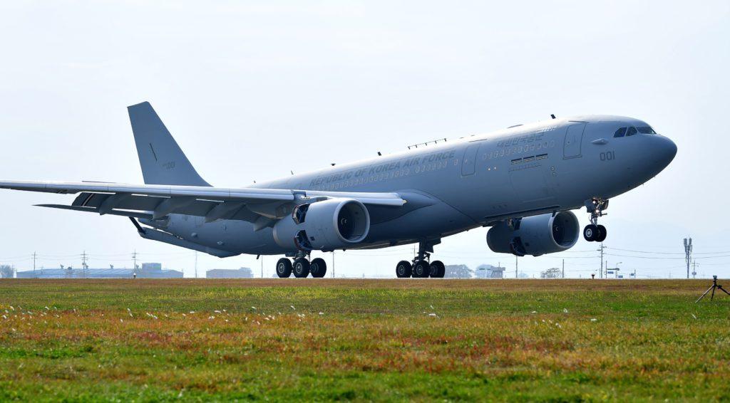 Fuerza Aérea de la República de Corea
