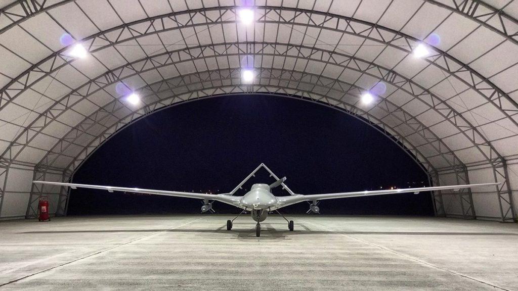 Dron turco Bayraktar TB2