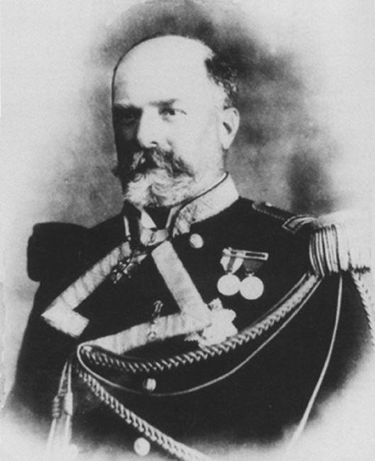 CC. Pedro M. Cardona y Prieto. Fuente: Archivo Armada Española