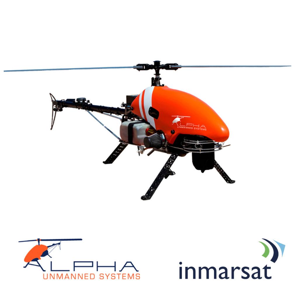 Alpha 3 Inmarsat