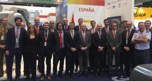 Empresas españolas TEDAE en IDEX 2019