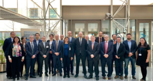 Foto reunión DSNA, ENAIRE y EUROCONTROL 1