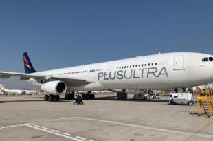 aeronave_Plus Ultra Líneas Aéreas