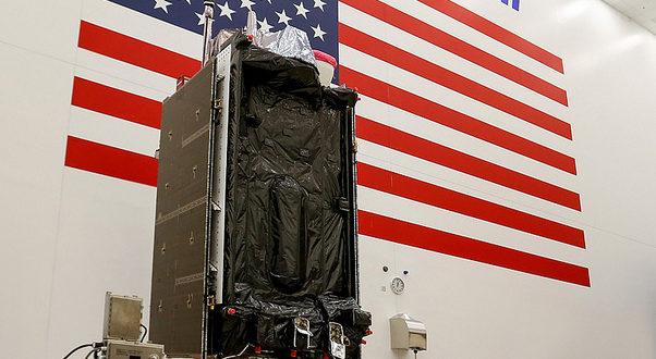 GPS III construido por Lockheed Martin