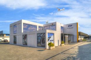 AULA Base EUROPEAN FLYERS Cuatro Vientos