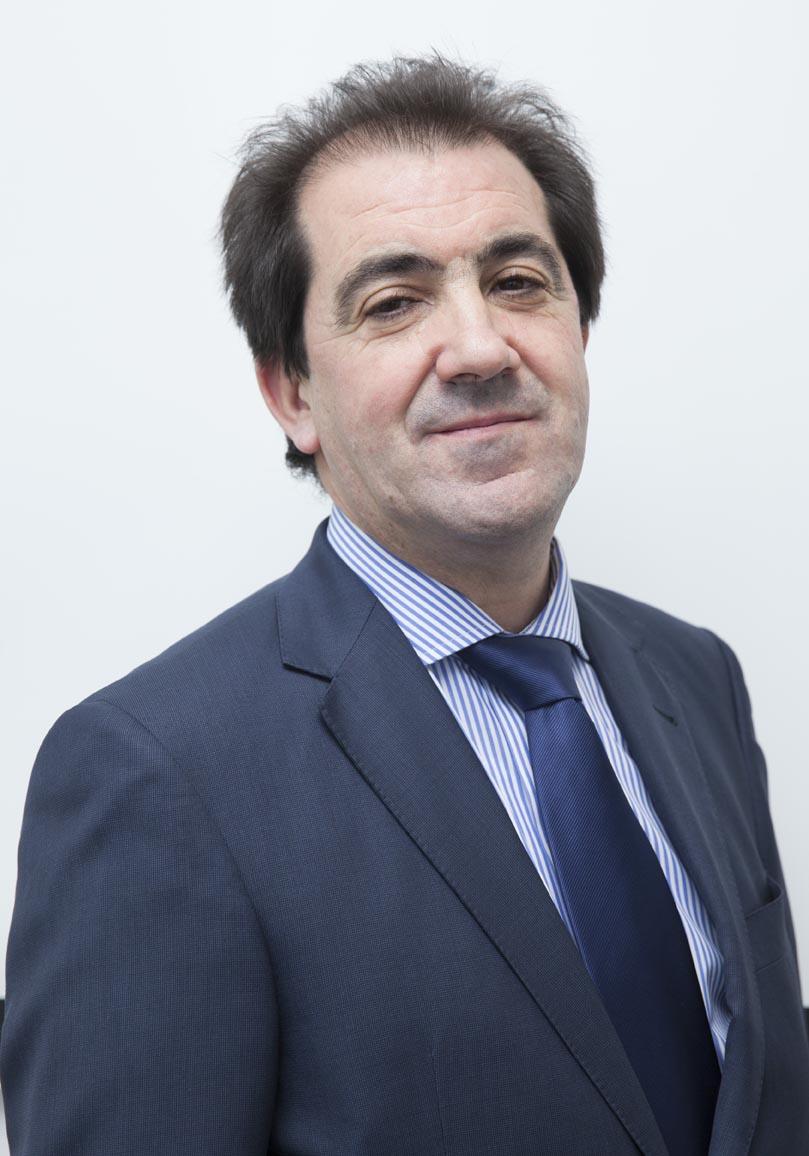 Daniel Gómez Mateo, responsable comercial de Navegación Aérea en España de Thales.