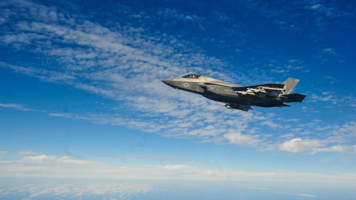 Singapur quiere comprar cuatro Lockheed Martin F-35